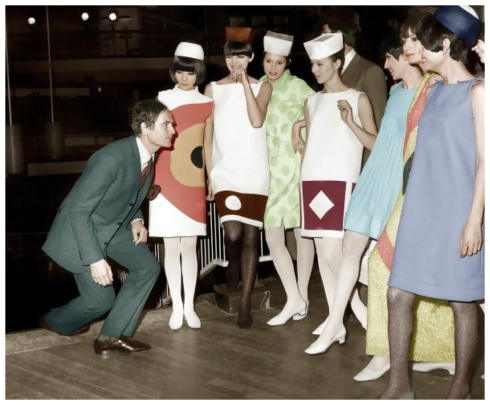 pierre-candin-and-models-1966