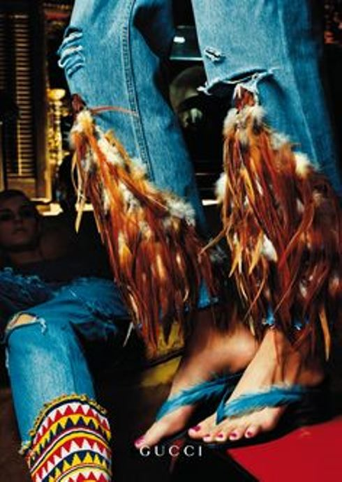 Gucci Jeans 1999