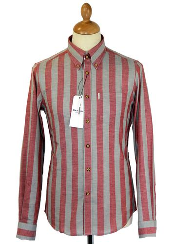 ben_sherman_weller_stripe_shirt