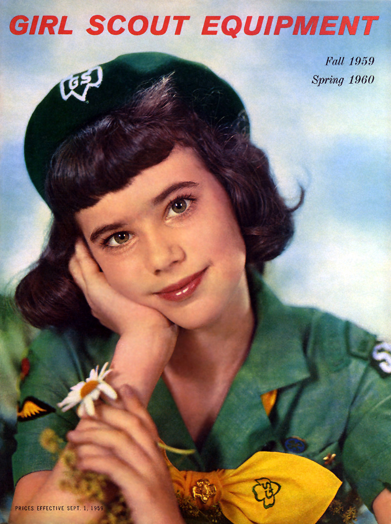 April ONeil Girl Scout