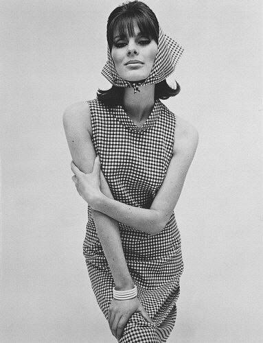 Laurene Stone, 1964 by David Bailey