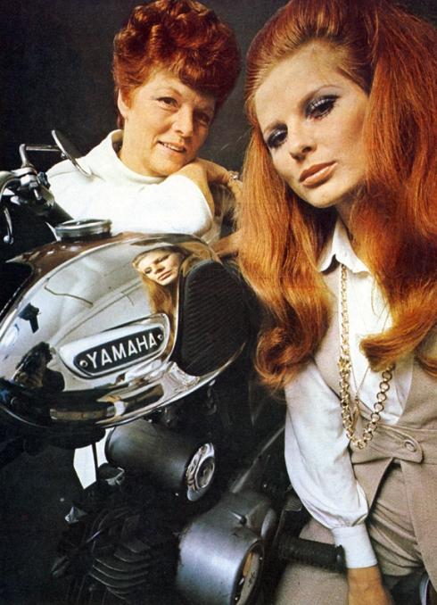 Paulene Stone with Mrs Sylvia Stone