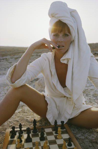 Photo by Brian Duffy 1966