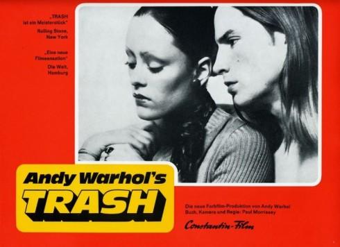 Film poster Trash