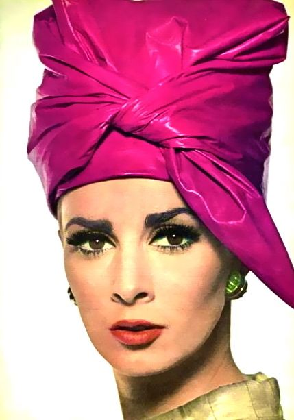 1964 .Wilhelmina Cooper
