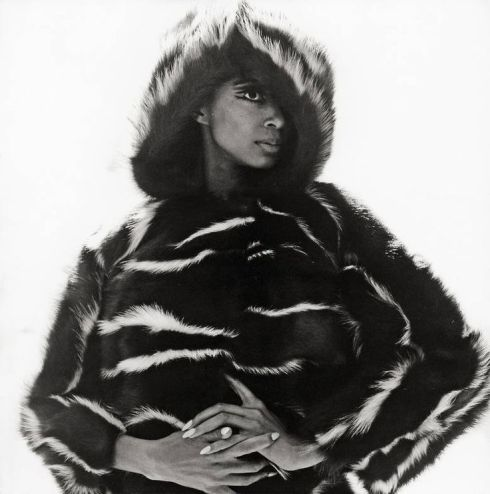 Ph. Charlotte March, 'Fur on Ice', Twen magazine, 1966