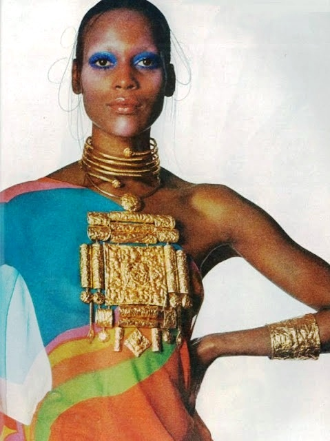 1971, Naomi Sims