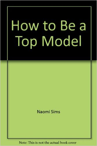 Naomi Sims book, not the real Book cover