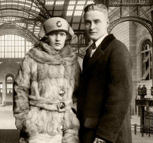 Zelda & Scott Fitzgerald