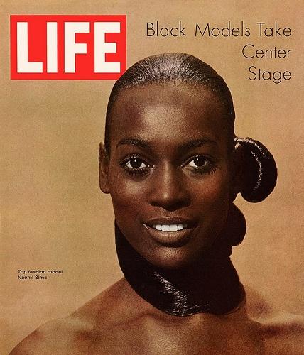 Naomi Sims, LIFE cover