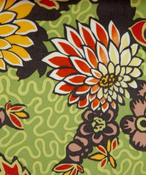 Textile design Zandra Rhodes