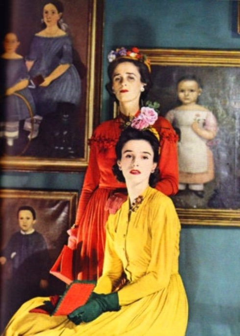 Babe Paley for Vogue, February 1941