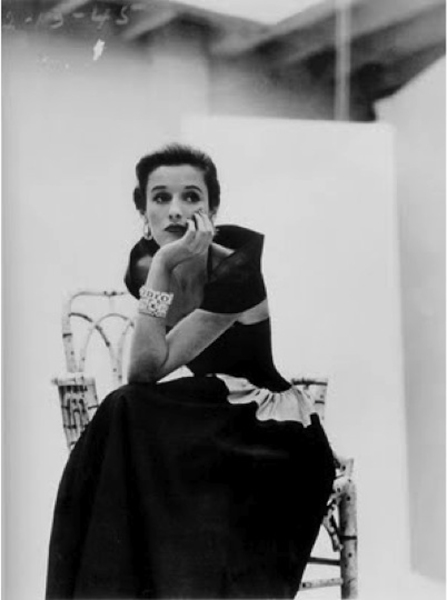 Babe Paley John Rawlings for Vogue February 1946