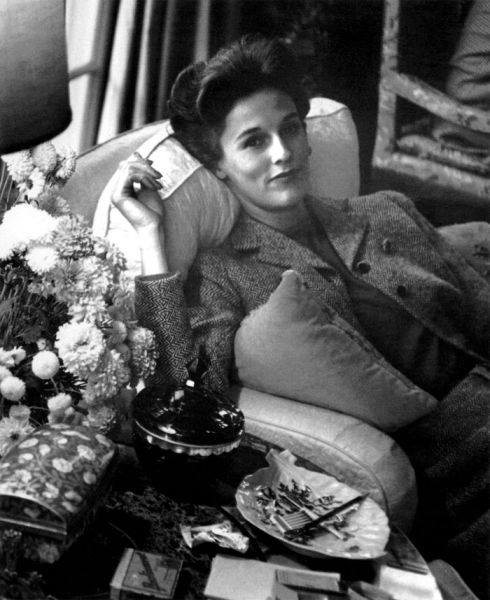 photographed by Alexander Liberman, 1942.