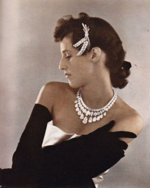 Vogue 1939 babe paley
