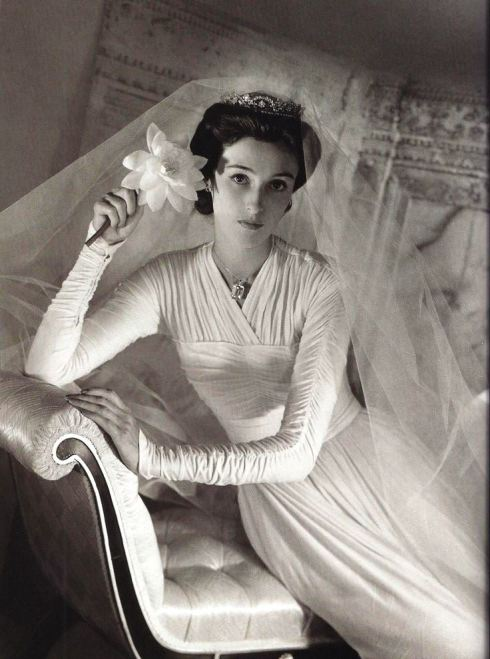 Wedding Gown by Mabel McIlvain Downs.
