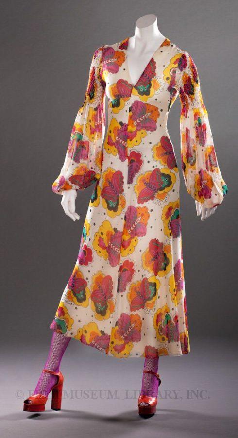Thea Porter '70-'72
