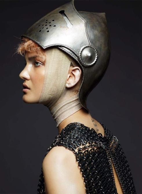 Joan of Arc inspired