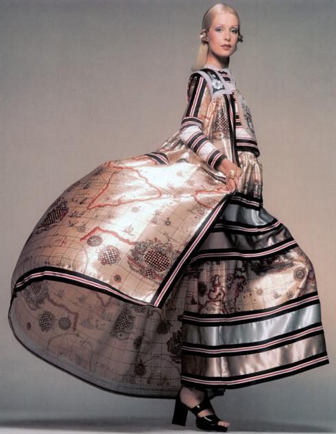Bill Gibb Fashion Designer