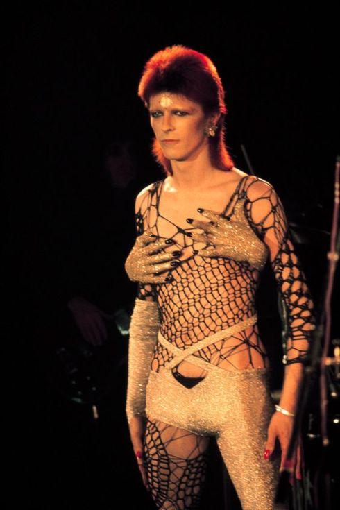 Ziggy Stardust/ Kansai Yamamoto