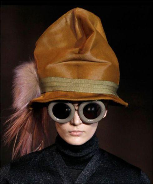 Louis Vuitton fw 2012