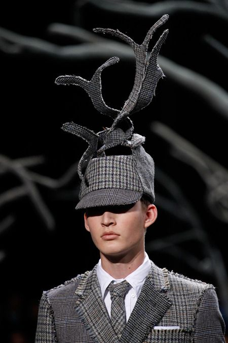 thom browne - fall 2014
