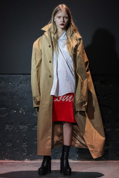Vetements a/w 2015