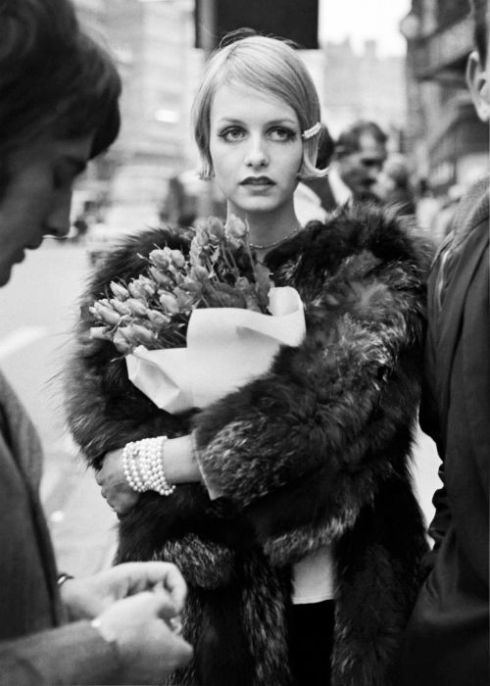 Fashion Film Used In The S Twiggy Photography