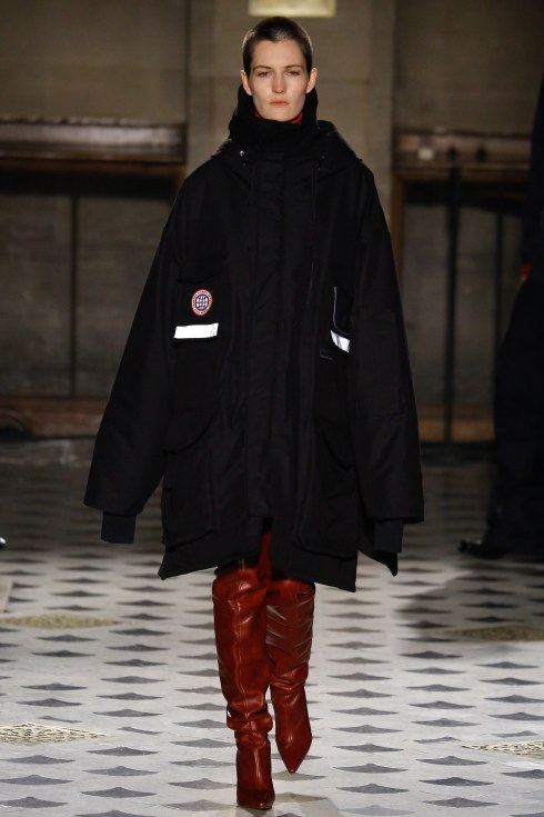 Vetements a/w 2016