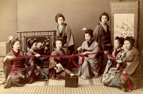 kimono story