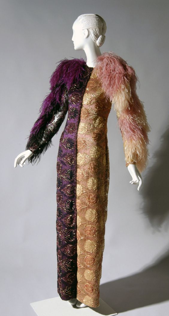 James Galanos One Of History S Great American Fashion