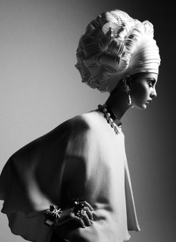 Paper-cut-project, ph. by Greg Lotus, Vogue Italia