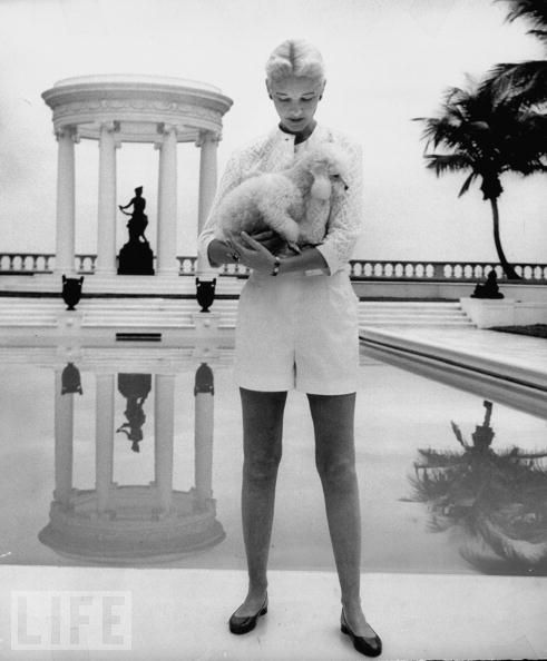 Palm Beach Chic Circa 1990s: C.Z. Guest, One Of America's Classic Beauties & First