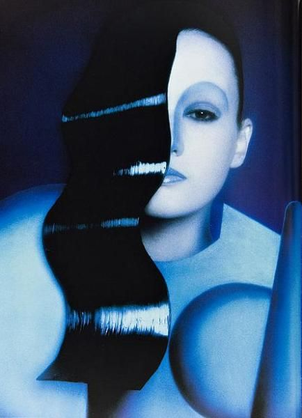 Serge Lutens for Vogue