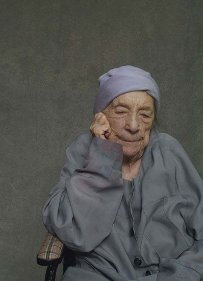 Louise Bourgeois's Final Act, ph. Alex van Gelder