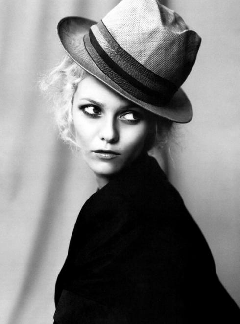 Vogue Paris Vanessa Paradis, Inez & Vinoohd